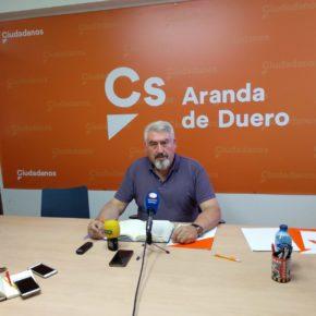Ciudadanos pregunta por la ampliación de las ratios de plazas para el ciclo de Infantil y Primaria en centros educativos de Aranda de Duero