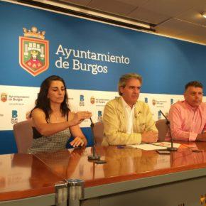 Ciudadanos critica la falta de aprovechamiento de las instalaciones deportivas municipales en Burgos