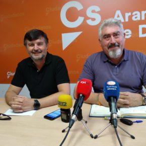 Ciudadanos pedirá que Clunia se integre en la Red Nacional de Teatros