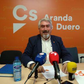 """Delgado (Cs) pregunta a la Junta por las infraestructuras """"prometidas y no realizadas"""""""