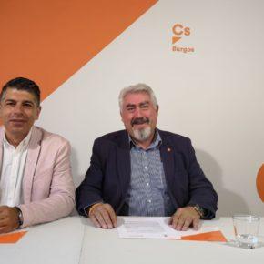 Ciudadanos propone la creación de la Escuela Regional de Canto Coral en Burgos