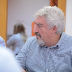 José Ignacio Delgado y Blanca Negrete encabezan la lista de Ciudadanos a las Cortes de Castilla y León por Burgos