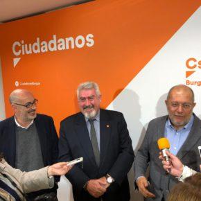 Ciudadanos inaugura su nueva sede en Burgos