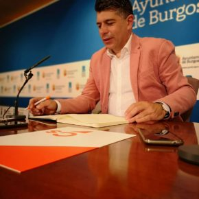 """Ciudadanos denuncia """"las ocurrencias y personalismos"""" de PP y PSOE en la gestión de la movilidad urbana en Burgos"""