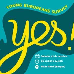 Jóvenes Cs de Castilla y León llevan a Burgos el proyecto `YES´ sobre el futuro de Europa
