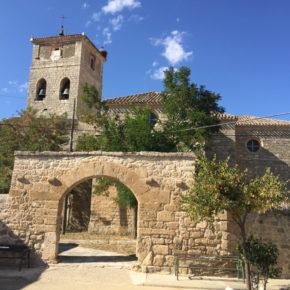 Ciudadanos pide a la Junta actuar sobre la torre del telégrafo de la Iglesia de Villazopeque