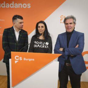 """Bañeres (Cs): """"Ni PP ni PSOE ofrecen soluciones a Burgos"""""""