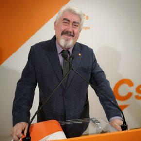 """Delgado (Cs): """"Los PGE demuestra el lamentable y catastrófico compromiso del PSOE con Burgos y con Castilla y León"""""""