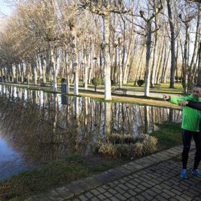 Lorenzo Rodríguez visita las zonas afectadas por la riada en Las Merindades