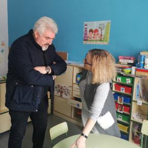 Ciudadanos reclama mejoras en el CEIP Francisco de Vitoria