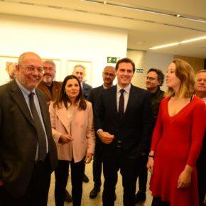 """Rivera: """"Mi principal proyecto para España es la igualdad, en mayúsculas, para todos los ciudadanos"""""""