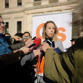 Aurora Nacarino-Brabo quiere poner a Burgos en el Centro