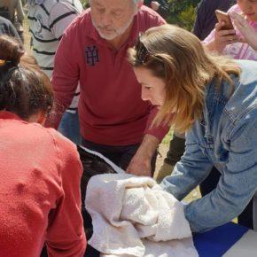 Aurora Nacarino-Brabo pide más apoyo para la protección del patrimonio natural