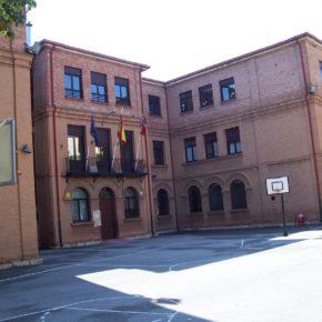 Ciudadanos exige mejoras en el CEIP Castilla de Aranda
