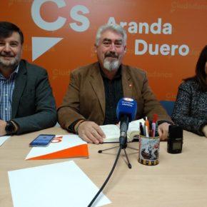 """Delgado (Cs): """"PP y PSOE llevan 20 años jugando al escondite con la A-11 y la Declaración de Impacto Ambiental va a caducar"""""""