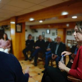 """Nacarino visita Miranda para analizar las desigualdades provocadas por el cálculo del """"cuponazo"""""""