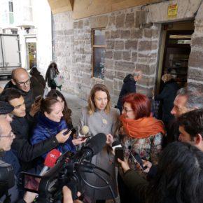 """Maite Pagaza: """"Es hora de terminar con el desguace de nuestro país"""""""