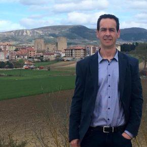 Carlos Arce encabezará la candidatura de Ciudadanos en Medina de Pomar