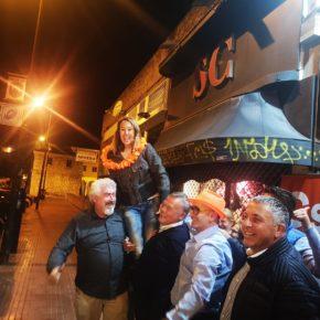 Nacarino hace historia en Burgos y logra un escaño para Ciudadanos