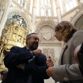 Girauta anuncia incentivos fiscales para quien invierta en Cultura y Patrimonio