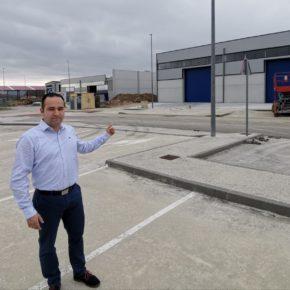 Javier Fernández Gil renueva la apuesta de Ciudadanos para seguir mejorando la villa de Espinosa