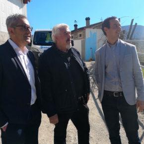 Jesús Argüelles encabeza la lista de Ciudadanos al Ayuntamiento de Villarcayo