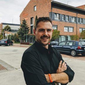 Josu Palacios quiere convertir Villagonzalo Pedernales en un pueblo atractivo para los jóvenes