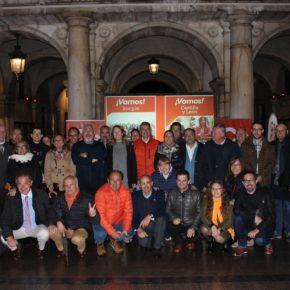 """Ciudadanos sale a luchar por Burgos """"frente a quienes quieren estar en el Senado o llevarse todo a Valladolid"""""""