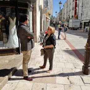 Ciudadanos se plantea como reto recuperar y potenciar el pequeño comercio mediante la marca 'Burgos Excelente'