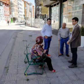 """Ciudadanos construirá dotaciones en los barrios para evitar la pérdida de población y recuperar el """"sentido de comunidad"""""""