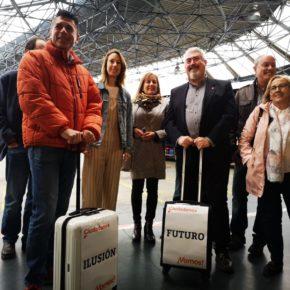 """Marañón: """"La ilusión y el futuro están de regreso a Burgos; ha llegado el momento del cambio, el momento de los ciudadanos"""""""