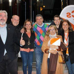 Ciudadanos mejora sus resultados y logra cinco concejales en el Ayuntamiento de Burgos