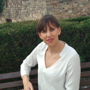 Laura Puente encabeza la lista de Ciudadanos a la alcaldía de Tardajos