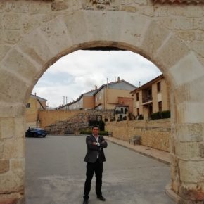 Sebastian Fichte encabeza la lista de Ciudadanos en Arcos aspirando a crear una residencia de mayores y mejorar los servicios