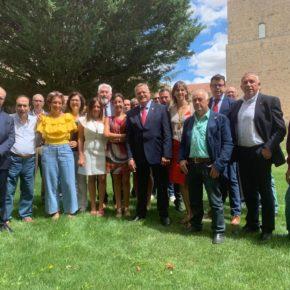 """Munguía asegura que Ciudadanos """"no dará un ni paso atrás"""" en su lucha por el medio rural"""