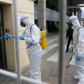 Ciudadanos pide al equipo de gobierno información sobre el alcance de la desinfección de Miranda de Ebro.