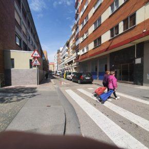 El Ayuntamiento peatonalizará el tramo inicial de la calle San Julián