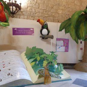 Pérez Pardo reivindica la #CulturaSegura en la inauguración del Salón del Libro Infantil y Juvenil