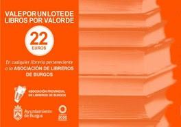 1.963 escolares burgaleses ya pueden canjear sus bonos de lectura hasta el 26 de febrero