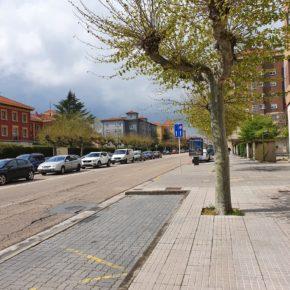 Rodríguez-Vigil anuncia la creación de un carril bici en la calle Vitoria entre la plaza del Cid y el edificio de Telefónica