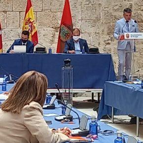 Marañón llama a recuperar la histórica mentalidad del Burgos que impulsó la Primera Vuelta al Mundo